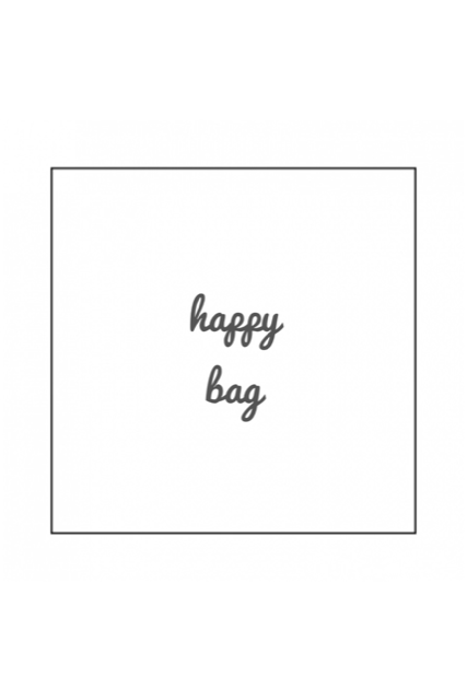 Happy bag(mama.men's)【即日発送】