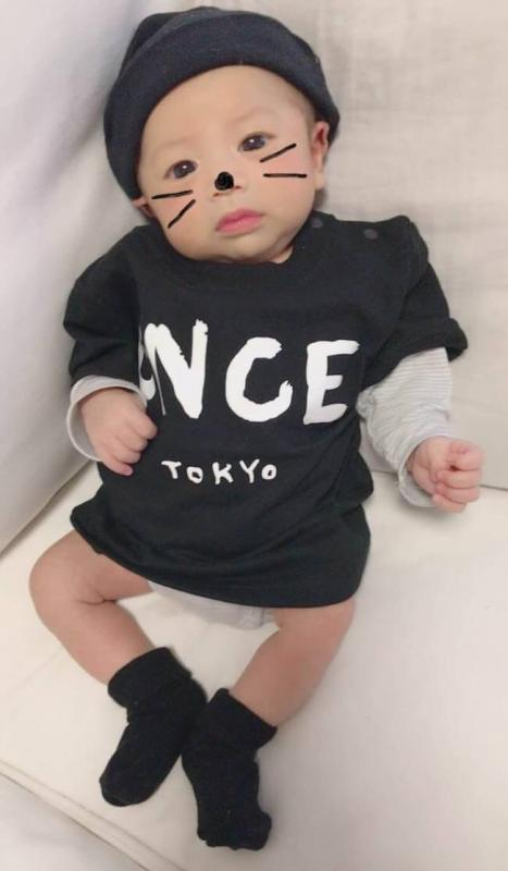 ONCETシャツ