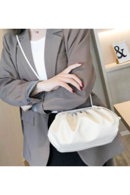 Leather shoulder bag(mama)【限定価格】