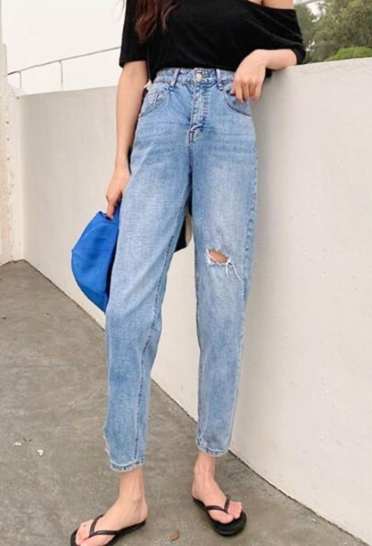 Crash denim(mama)【限定価格】