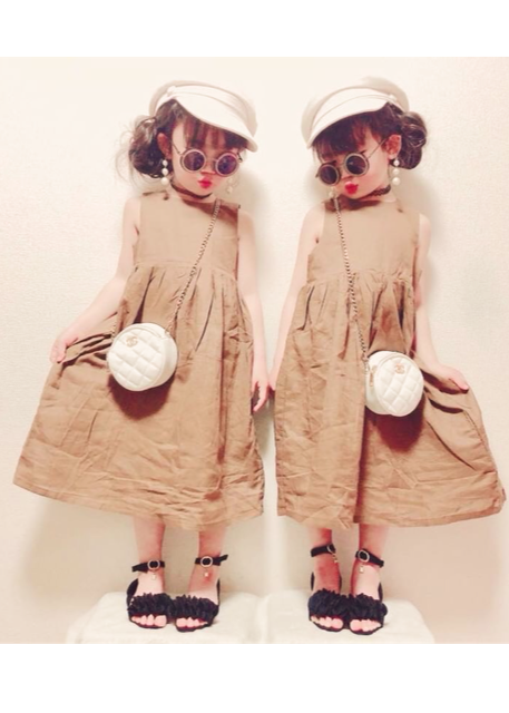 Long one-piece(kids)【限定価格】