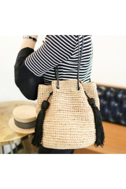 Natural shoulder bag(mama)【限定価格】