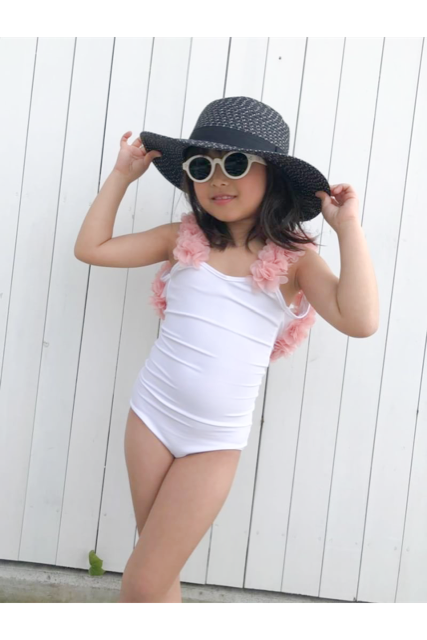 Back frill swim(kids)