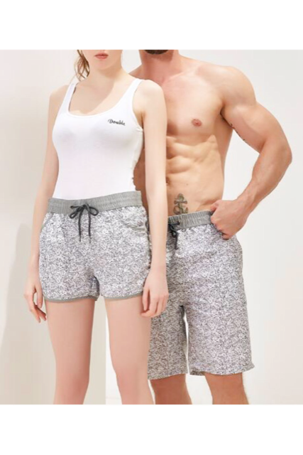 Couple short pants水着(mama.men's)【特別価格】