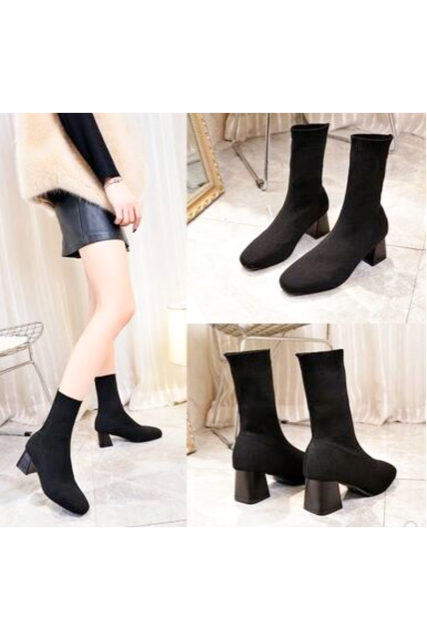 AW short boots(mama)