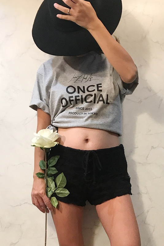 ONCE OFFICIAL T-shirt (adult)