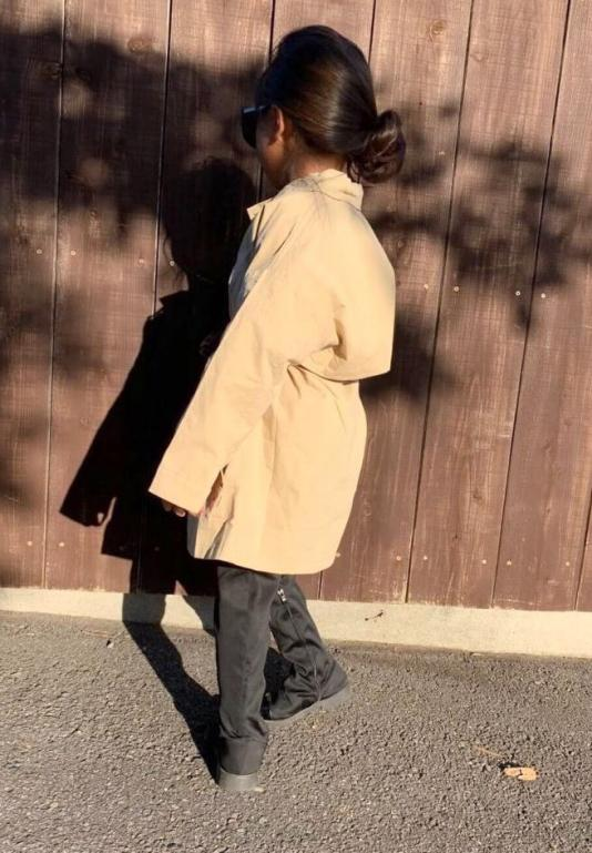 AWtrench coat(kids)【SALE】