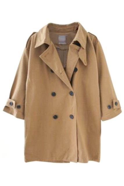 Over trench coat(kids.mama)